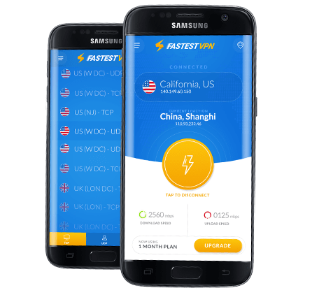 Adnroid VPN App